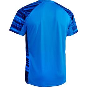 Salming Motion Maglia a maniche corte Uomo, blue